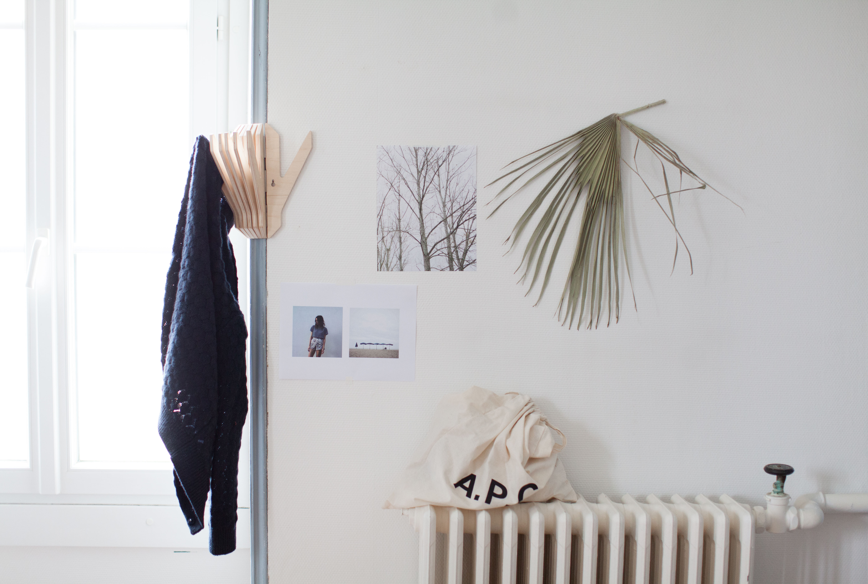 designerbox 20 box garderobe hooks mathias van de walle holz natur box aus holz by. Black Bedroom Furniture Sets. Home Design Ideas