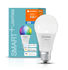 Connected LED E27 bulb - / Smart+ RGBW multicoloured - Standard 10 W = 60 W by Ledvance