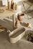 Bau Flowerpot - / With bracket - Metal / L 45 cm by Ferm Living