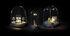 Lampada da tavolo Mi Little Friday Night - / LED - Ø 25 x H 26 cm di Seletti