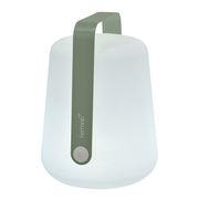Lampe sans fil Balad Large LED / H 38 cm - Recharge USB - Fermob cactus en matière plastique