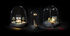 Mi Little Friday Night Tischleuchte / LED - Ø 25 x H 26 cm - Seletti