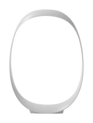 Lampe de table Anisha Piccola LED / H 32 cm - Foscarini blanc en matière plastique