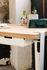Gamba con fissaggio a morsetto / H 75 cm - Per tavolo & scrivania - TipToe