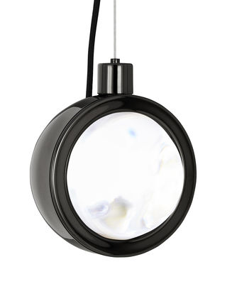 Suspension Spot LED Orientable Tom Dixon noir brillant en métal