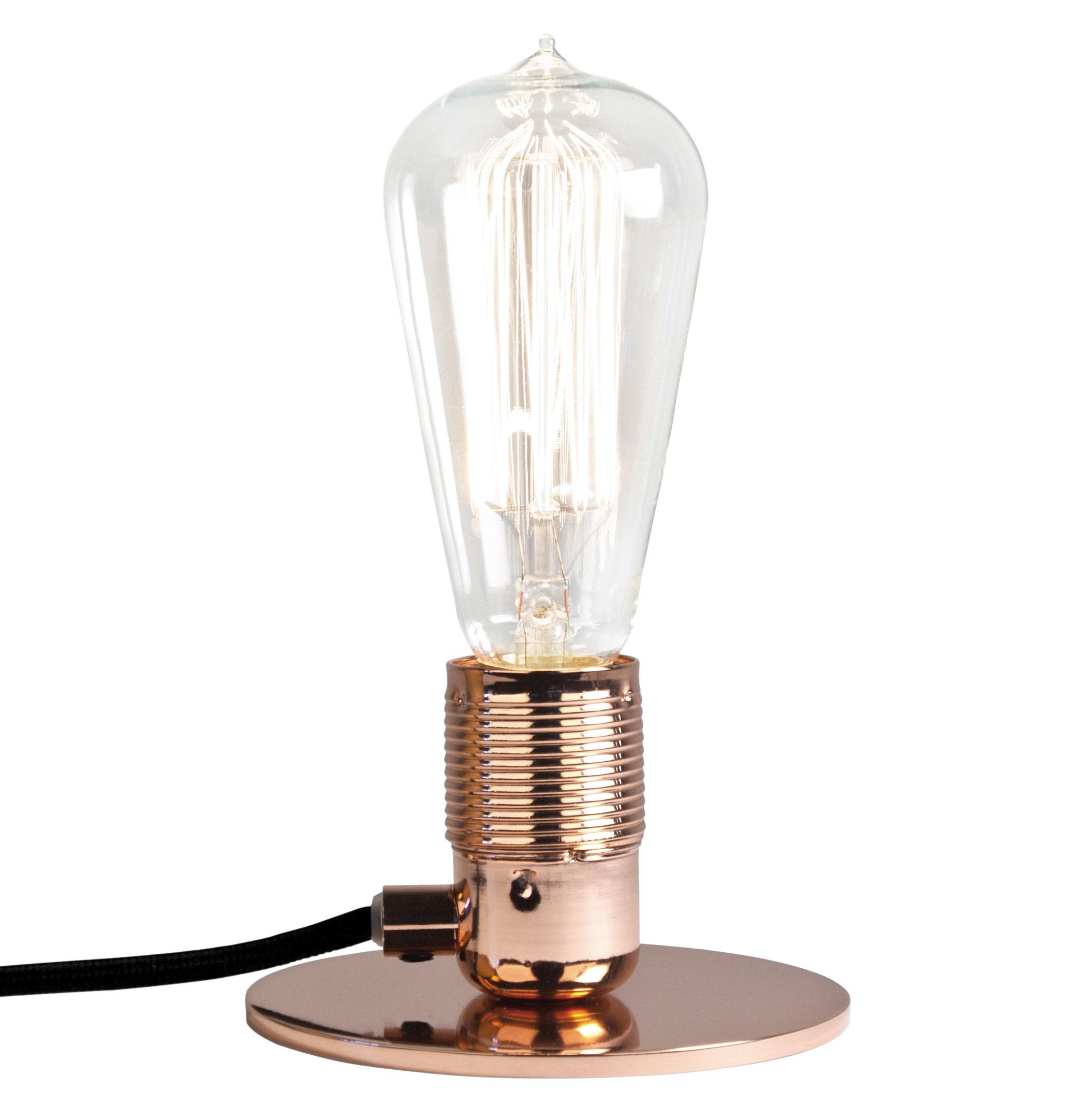 Lighting - Table Lamps - Frama Kit Table lamp by Frama  - Copper - Metal