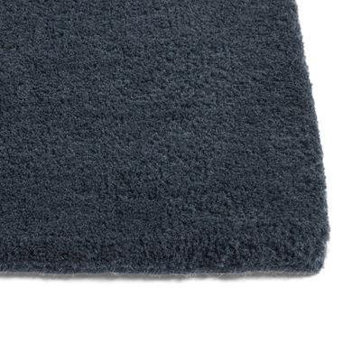 Dekoration - Teppiche - Raw Rug NO 2 Teppich / 300 x 200 cm - Bouclette-Wolle - Hay - Dunkelblau - Getuftete Wolle