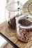 Use Airtight jar - / 800 ml - H 12.2 cm by House Doctor