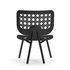 Aërias Armchair - Lounge / Plaited leather caning by ClassiCon