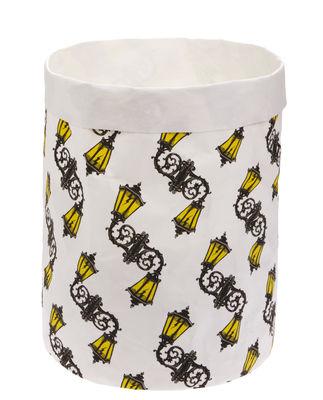 Decoration - Children's Home Accessories - Coq Light Basket - Washable paper- Ø 20 x H 30 cm by Gangzaï design - Floorlamps - Washable kraft paper