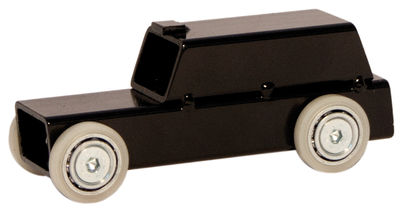 Decoration - Home Accessories - Archetoys Taxi Londonien Decoration by Magis Collection Me Too - Black - Painted steel