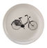 Bikes Dessert plate - / Ø 20 cm - Set of 6 by Pols Potten