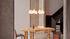 VL Ring Crown Pendant - / 7 lampshades - Ø 89 cm by Louis Poulsen