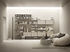 String System Regal Holz / Zeitschriftenhalter & Schuhständer - L 58 cm - String Furniture