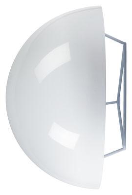 Dom Wandleuchte Groß - Ø 39,5 cm - Forestier - Weiß