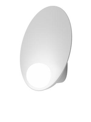 Musa Wandleuchte / LED - Ø 26 cm - Vibia - Laqué blanc mat