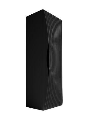 Armoire Blend / 1 porte - L 64 x Prof. 60 x H 194 cm - Horm noir en bois