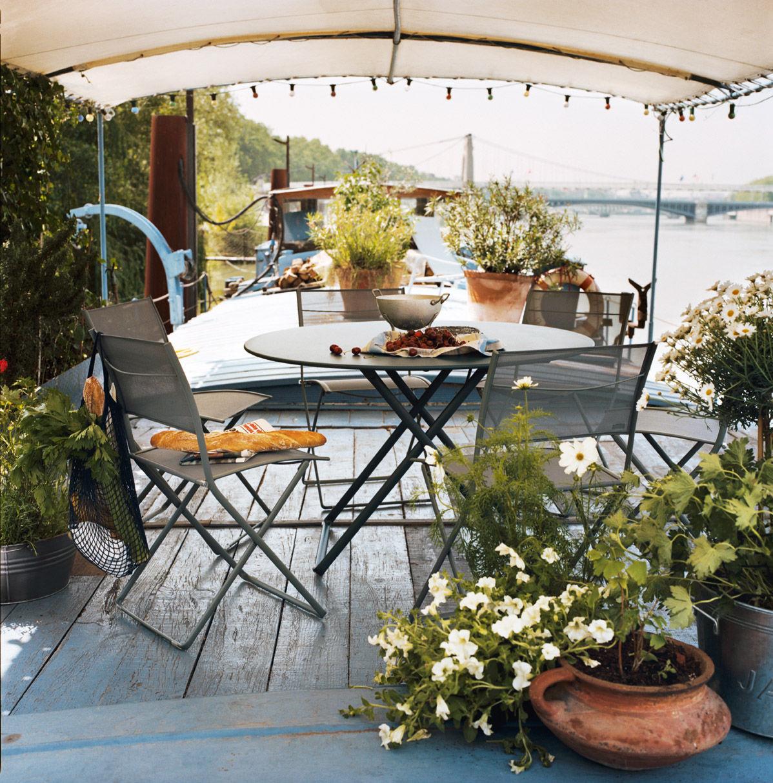 Gartentisch Plein Air Von Fermob