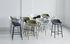 Hyg High stool - / H 65 cm - Polypropylene by Normann Copenhagen