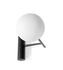 Lampada senza fili Phare LED - / Ricarica USB - Metallo & plastica di Menu