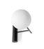 Lampe sans fil Phare LED / Recharge USB - Métal & plastique - Menu