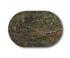 Piano/vassoio Rock Ovale - / Marmo - 42 x 28 cm di Tom Dixon
