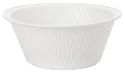 Tableware - Bowls - Estetico Quotidiano Salad bowl - 27,5 cm by Seletti - White - China