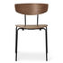 Herman Stacking chair - / Metal structure by Ferm Living