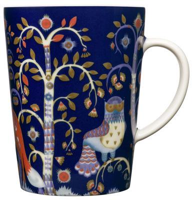 Image of Tazza Taika di Iittala - Blu - Ceramica