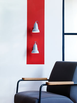 Anglepoise Original gamme 1227 Support mural-Jet Black