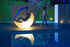 My Moon Lamp - / Luminous rocking chair - L 152 cm / Indoor-outdoor by Seletti