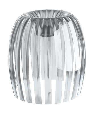 Lighting - Pendant Lighting - Josephine XL Lampshade - / Ø 50 x H 47.5 cm by Koziol - Transparent - Polythene