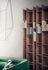 Libreria Random 3C - / L 46 x H 217 cm di MDF Italia