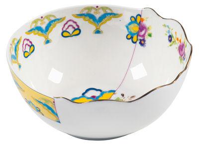 Arts de la table - Saladiers, coupes et bols - Saladier Hybrid - Bauci Ø 19,4 cm - Seletti - Bauci - Ø 19,4 cm - Porcelaine