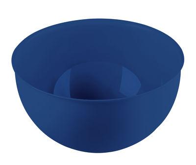 Saladier Palsby / Ø 21 cm - Koziol bleu marine en matière plastique