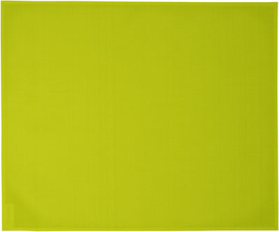 Set de table / 35 x 45 cm - Fermob verveine en tissu