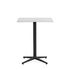 Allez 4L OUTDOOR Square table - / 60 x 60 cm - Steel by Normann Copenhagen