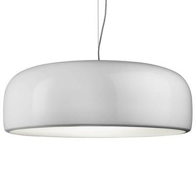 Suspension Smithfield / LED - Flos blanc en métal