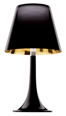 Lighting - Table Lamps - Miss K Table lamp by Flos - Black - Polycarbonate