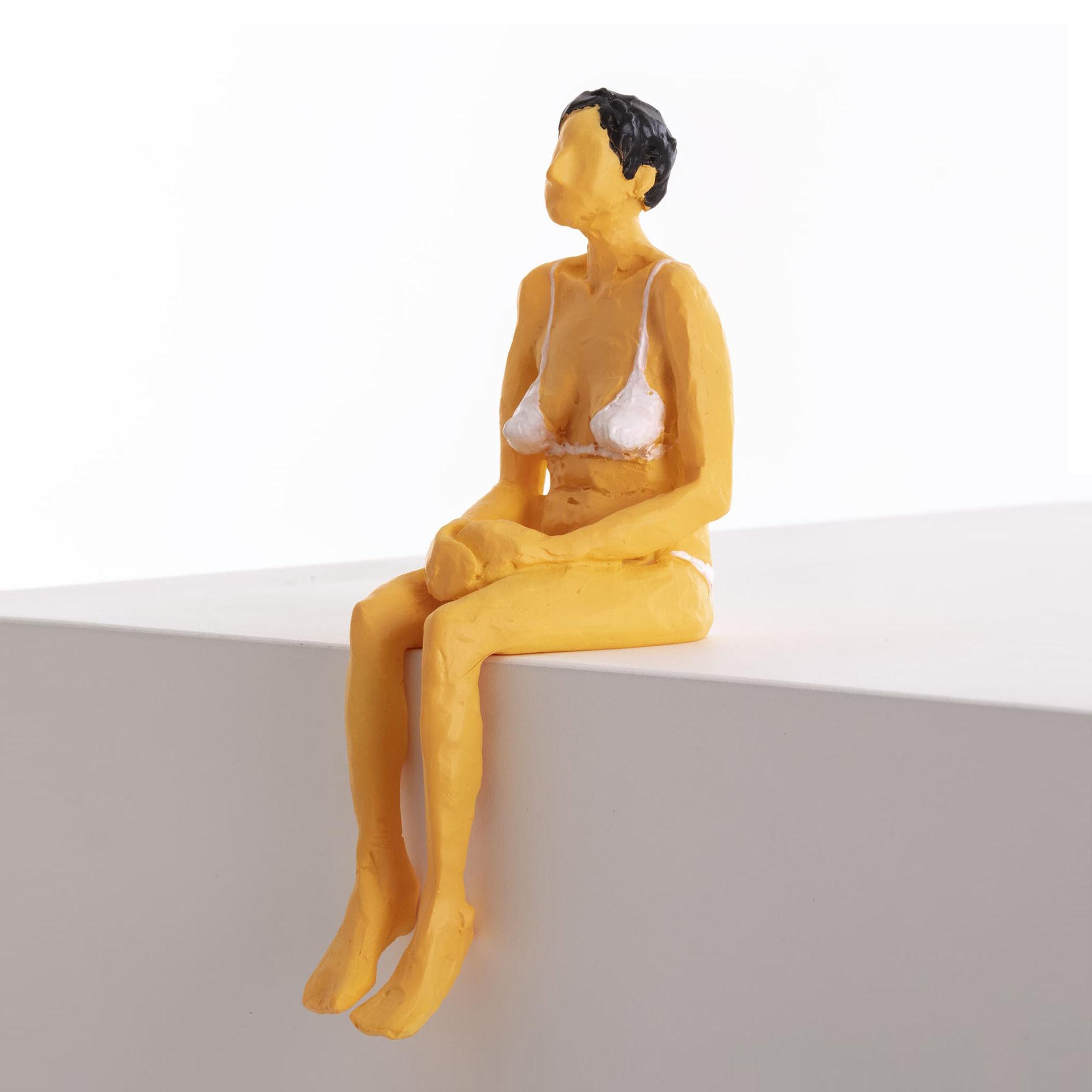 Dekoration - Dekorationsartikel - Love is a Verb Figur / Penelope - Seletti - Penelope - Harz