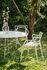 Masters Stapelbarer Sessel / metallic - Kartell