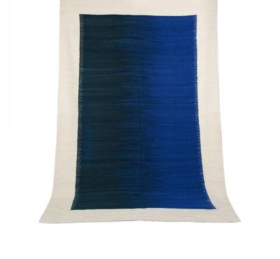 Déco - Tapis - Tapis Grand bleu / 200 x 300 cm - Maison Sarah Lavoine - Grand bleu - Laine de Nouvelle-Zélande