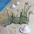 d'Avril Petit Vase - Small / L 55 cm x H 10 cm by Tsé-Tsé