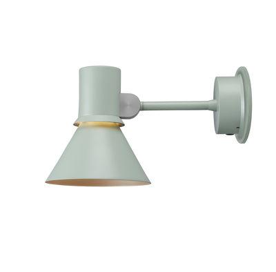 Lighting - Wall Lights - Type 80 Wall light by Anglepoise - Pistachio green - Aluminium, Cast iron, Steel
