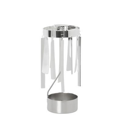 Carillon de Noël Tangle - Ferm Living argent en métal
