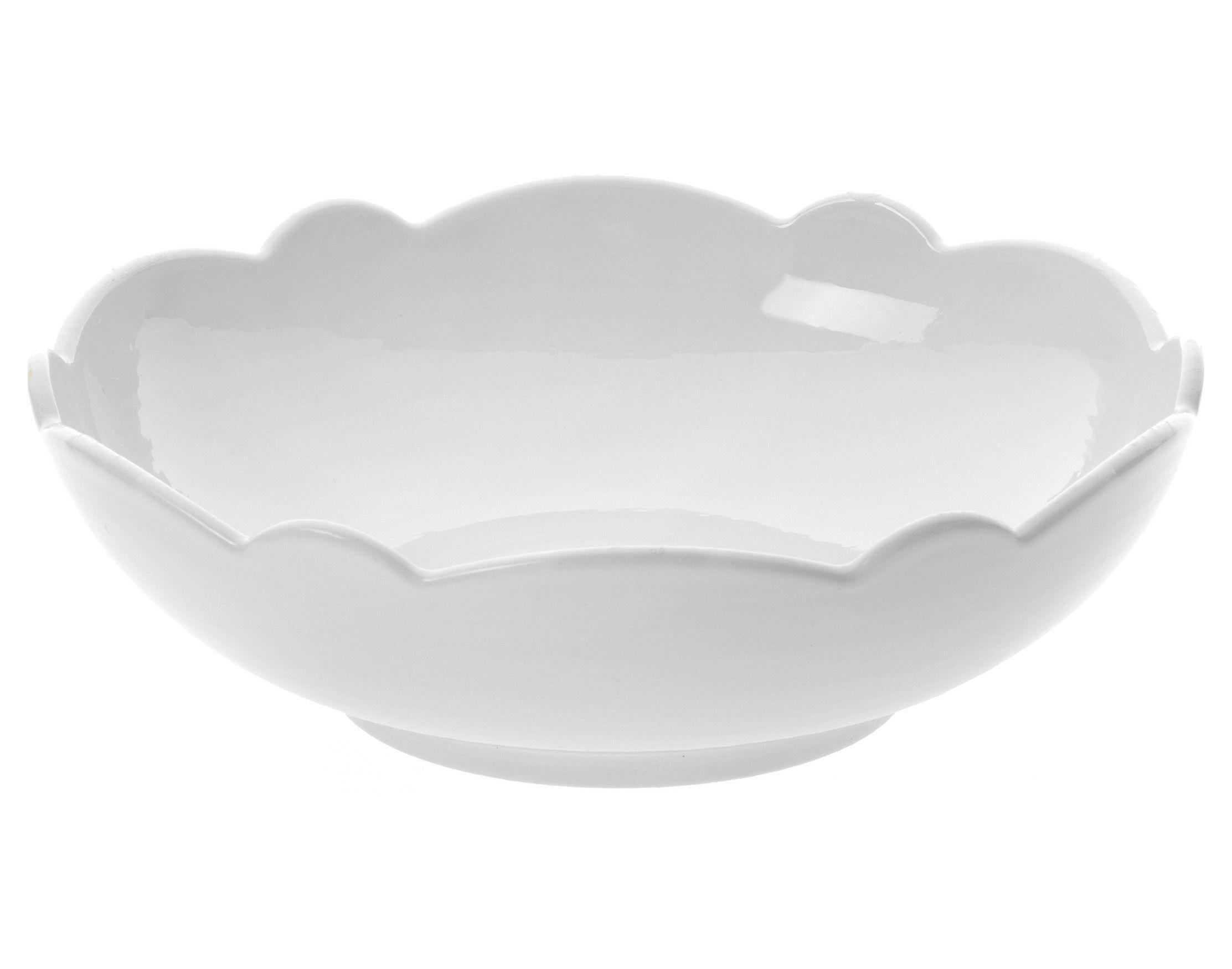 Tavola - Ciotole - Coppetta Dressed - Ø 13 cm di Alessi - Ciotola Ø 13 cm - Bianco - Porcellana