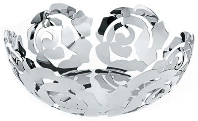 Corbeille La Rosa / Ø 29 cm - Alessi métal en métal