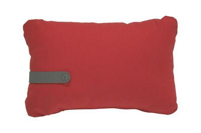 Coussin d´extérieur Color Mix / 44 x 30 cm - Fermob romarin,rouge candy en tissu