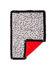 Plaid imbottito Tapame Mucho Small - Wild Dots - / 140 x 90 cm di Sancal