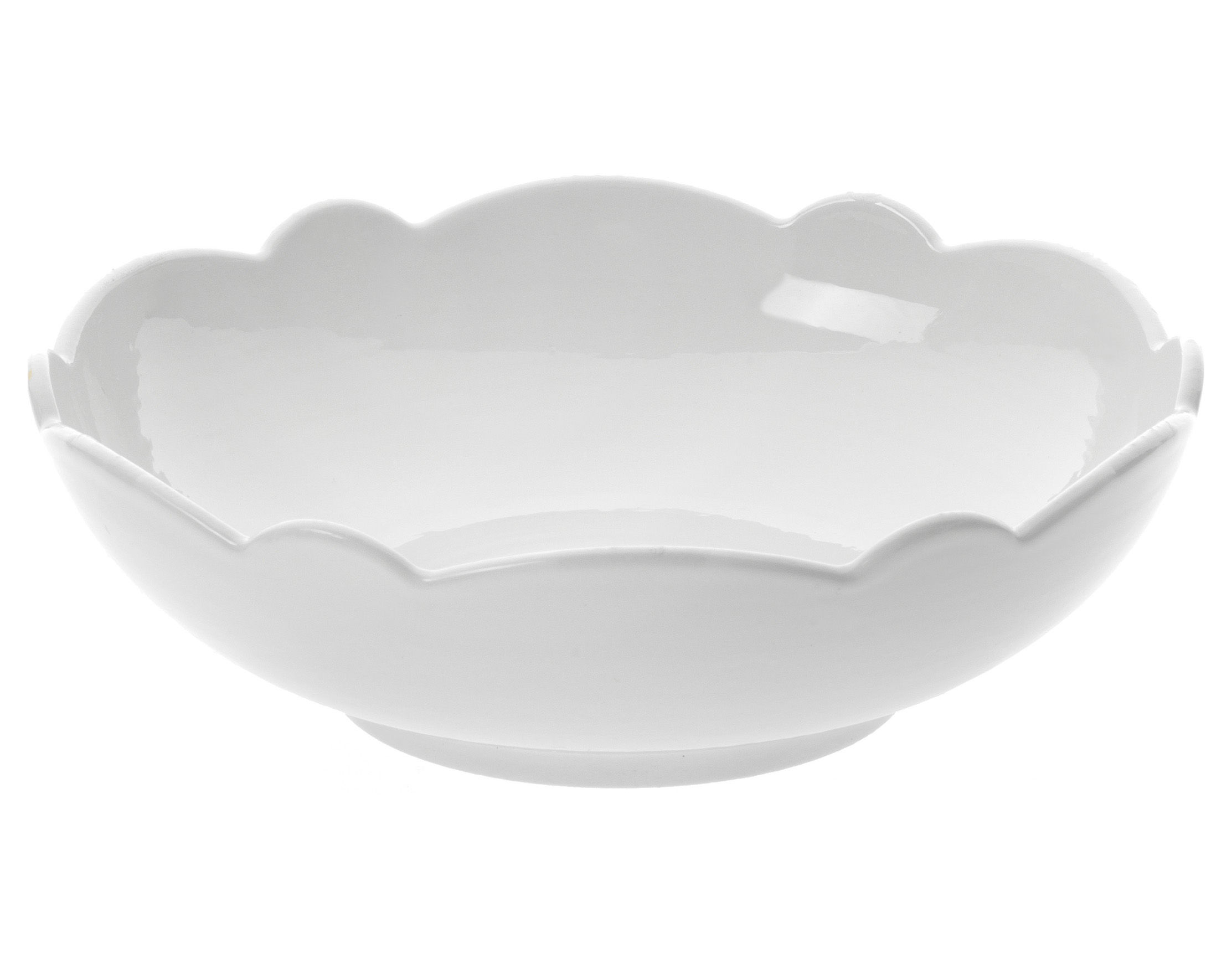 Tableware - Bowls - Dressed Small Bowl - Ø 13 cm by Alessi - White - China